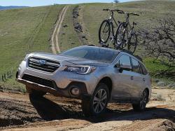 Subaru Outback 2017. Фото Subaru