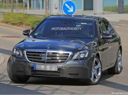 Mercedes-Benz S-Class 2018. Фото MotorAuthority