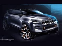 Jeep Yuntu. Сетчи Jeep