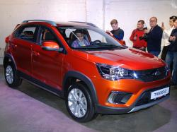 Chery Tiggo 2. Фото CarExpert.ru