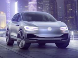 Volkswagen  I.D. Crozz. Фото Volkswagen