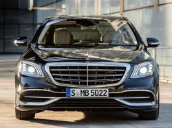 Mercedes-Benz S-Class 2017. Фото Mercedes-Benz