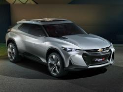 Chevrolet FNR-X. Фото Chevrolet