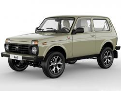 Lada 4x4 40 Anniversary. Фото