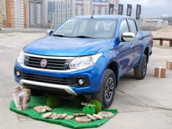 Fiat Fullback. Фото CarExpert.ru