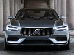 Volvo Coupe Concept. Фото Volvo