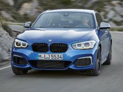 BMW 1-Series 2018. Фото BMW