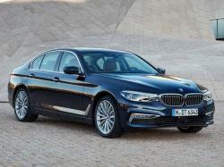 BMW 5-Series. Фото BMW