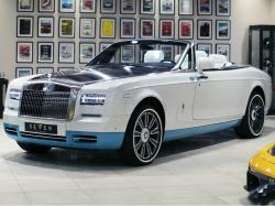 Rolls-Royce  Phantom  Drophead Coupe Last of Last. Фото Seven Car Lounge