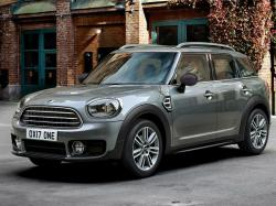 Mini Countryman One. Фото MINI