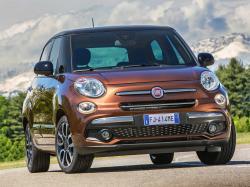 Fiat 500L. Фото Fiat