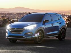 Hyundai Tucson. Фото Hyundai