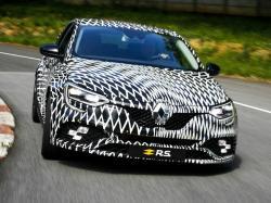 Renault Megane RS. Фото Renault