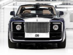 Rolls-Royce Sweptail. Фото Rolls-Royce