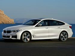 BMW 6-Series Gran Turismo. Фото BMW