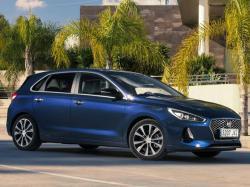 Hyundai i30. Фото Hyundai