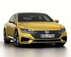 VW Arteon. Фото VW