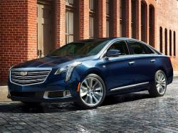 Cadillac XTS 2017. Фото Cadillac
