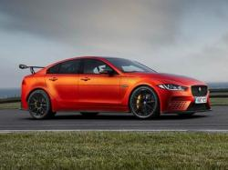 Jaguar XE SV Project 8. Фото Jaguar