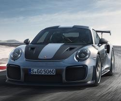 Porsche 911 GT2 RS. Фото Porsche