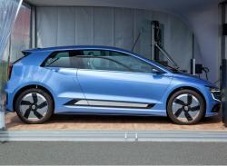 Volkswagen Gen.E. Фото Volkswagen
