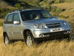Chevrolet Niva. Фото GM-АвтоВАЗ