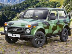 Lada 4x4 40th Anniversary. Фото