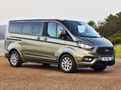 Ford Tourneo Custom. Фото Ford