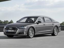 Audi A8 2017. Фото Audi