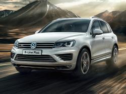 VW Touareg. Фото VW