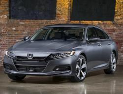 Honda  Accord 2017. Фото Honda