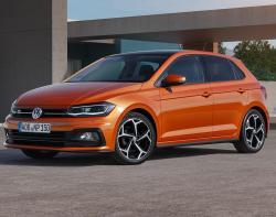 VW Polo 2017. Фото VW