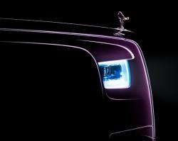 Тизер  Rolls-Royce