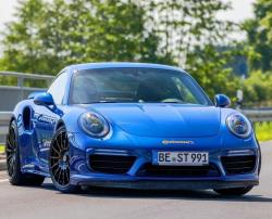 Porsche 911 Turbo S. Фото Edo Competition
