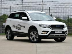 Haval H6 Coupe. Фото Great Wall