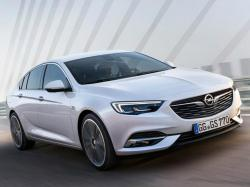 Opel Insignia 2017. Фото Opel