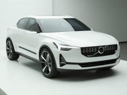 Volvo Concept 40.2. Фото Volvo