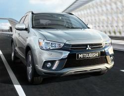 Mitsubishi ASX. Фото Mitsubishi