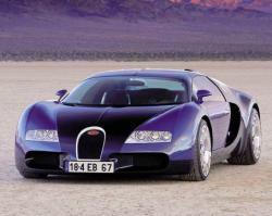 Bugatti Veyron. Фото Bugatti