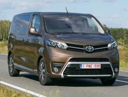 Toyota ProAce Verso. Фото Toyota