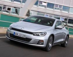 Volkswagen Scirocco. Фото Volkswagen