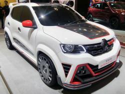 Renault Kwid Extreme. Фото Renault