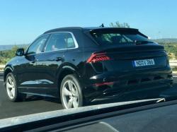 Audi Q8. Фото с сайта Auto Pareri