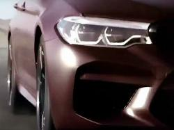 Тизер BMW