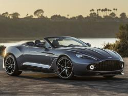 Aston Martin Vanquish Zagato Speedster и Shooting Brake. Фото Aston Martin