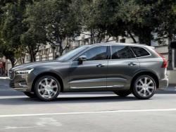 Volvo XC60. Фото Volvo