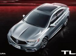 Acura TLX-L. Фото Acura