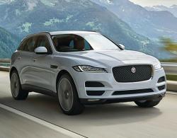 Jaguar F-Pace. Фото Jaguar
