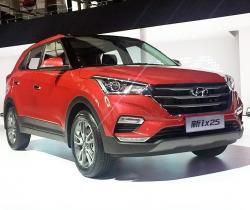 Hyundai ix25. Фото Autohome