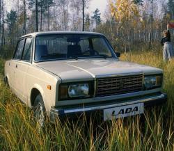 ВАЗ-2107. Фото